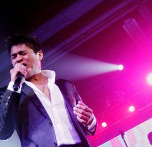 Américo cantará junto a David Bisbal en el Teatro Caupolicán