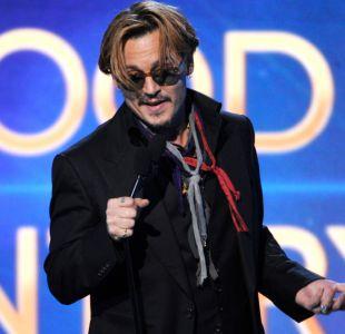 La honesta respuesta de Johnny Depp sobre sus últimos fracasos en el cine