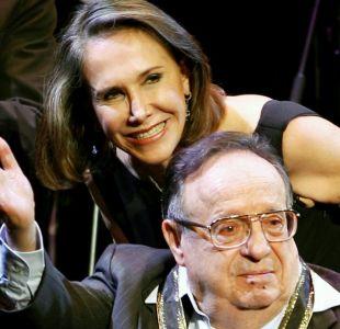 Florinda Meza recuerda a Chespirito a cuatro años de su muerte