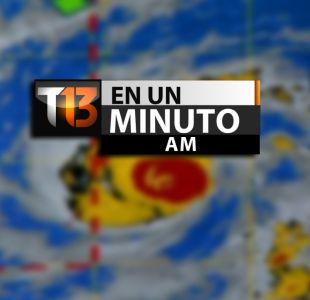 [VIDEO] #T13enunminuto: Filipinas se prepara para llegada de tifón Hagupit y otras noticias