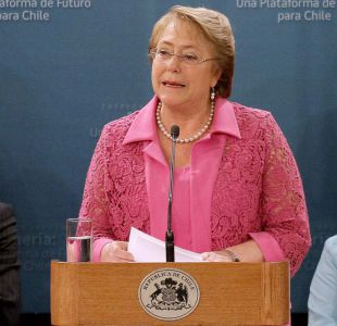 Bachelet por Undurraga y caso Penta: El ministro entregó todos los datos