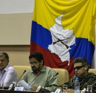 Guerrilla de las Farc anuncia cese el fuego unilateral