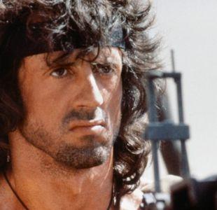 [FOTOS] El renovado look que tendrá Sylvester Stallone en Rambo 5