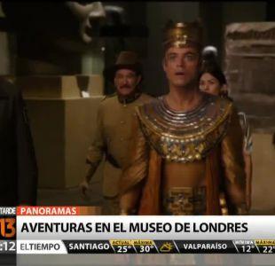 [T13 Tarde] El estreno Una noche en el museo 3 y más noticias del espectáculo