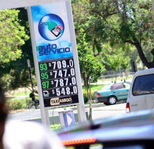 ENAP: Precio de bencinas bajan por quinta semana consecutiva