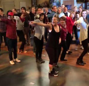 [VIDEO] Elenco de The Big Bang Theory sorprende con nuevo flashmob