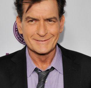 Charlie Sheen: Hay muchas celebridades que tienen VIH