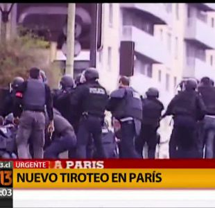 [T13 A la Hora] Nuevo tiroteo con rehenes en Paris