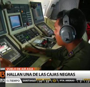 [T13 AM] Bloque internacional: Hallan caja negra del vuelo de AirAsia y otras noticias
