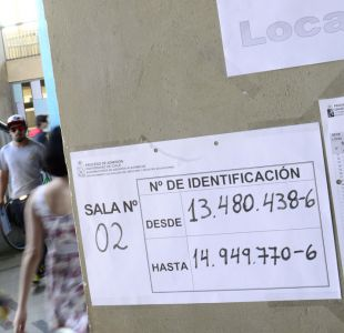 Colegios municipales: Sólo un 23,7% de inscritos en PSU fue seleccionado en universidades