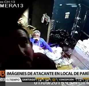 [T13 AM] Bloque internacional: Nuevas imágenes de Coulibaly en local de París y otras noticias