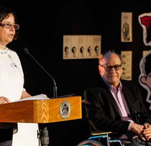 Quino recibe importante premio chileno al mérito cultural