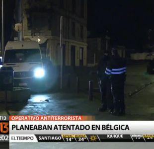 [T13 AM] Bloque internacional: Operativo antiterrorista deja dos muertos y otras noticias