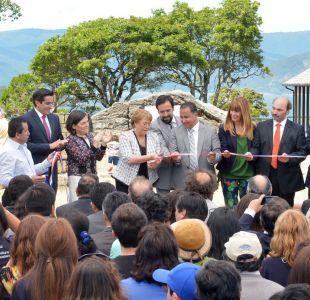 Bachelet firma diez indicaciones a proyecto que profundiza la regionalización