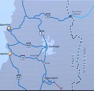 [T13 Tarde] Así será el Paso Las Leñas que acortaría los viajes a Mendoza
