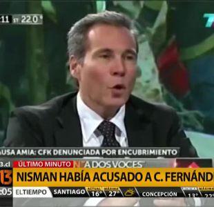 [T13 AM] Bloque internacional: Encuentran muerto a fiscal argentino Alberto Nisman y otras noticias