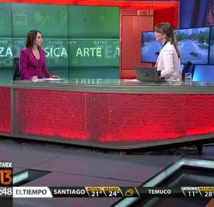 [T13 Tarde] Revisa el bloque de espectáculos con María Jesús Muñoz
