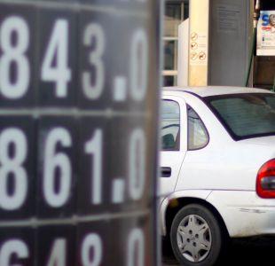 Precios de las bencinas bajan nuevamente esta semana