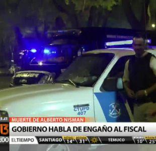[T13 AM] Bloque internacional: Gobierno argentino habla de engaño a fiscal Nisman y más noticias