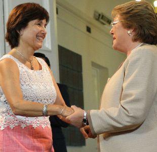 Ministra de Salud es cofundadora del Colegio Alemán de San Felipe