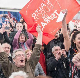 Syriza: el partido de izquierda que aparece como triunfador en las elecciones de Grecia