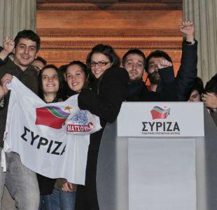 Euro y Bolsa griega experimentan caída después del triunfo de Syriza