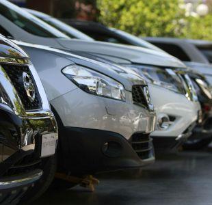 Ventas de automóviles sube y logra mejor marca desde 2013 para el mes de octubre