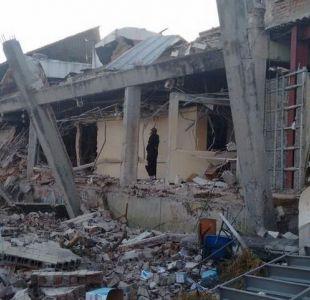 Explosión de gas en hospital mexicano provoca la muerte de al menos 4 niños y 3 adultos