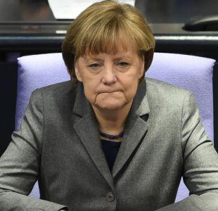 Alemania: canciller Merkel descarta condonación de la deuda a Grecia