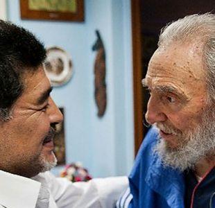 [FOTOS] De Maradona a Putin, la galería de las últimas apariciones de Fidel Castro