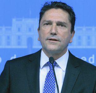 Gómez descarta que caso Penta afecte decisiones de ministro Undurraga