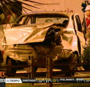 Conductor fallece tras accidente de tránsito en avenida Kennedy