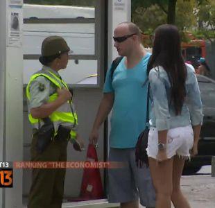 Santiago es la capital más segura de América Latina según The Economist