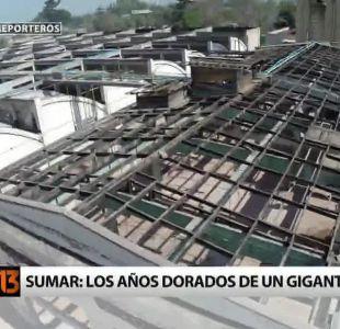 Reporteros: El renacer con un mall de manufacturas Sumar