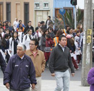 ¿Por qué los chilenos no corremos cuando hay sismos?
