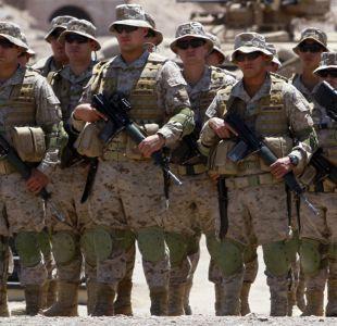 [VIDEO] Ejército da de baja a 23 uniformados tras agresiones y abusos en Calama