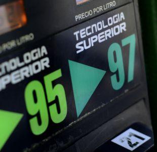 Precio de las bencinas sube hoy por sexta semana consecutiva