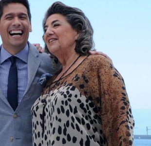 La reacción de la alcaldesa Reginato al saber que será imitada por Kramer