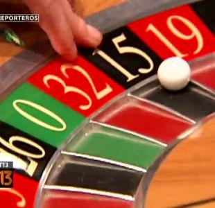 Reporteros: Los riesgos de los ludópatas y la adicción al juego