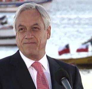 [VIDEO] Sebastián Piñera comparte video en conmemoración del 27F