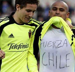 [VIDEO] El día en que Chupete le dedicó doblete a un Chile golpeado