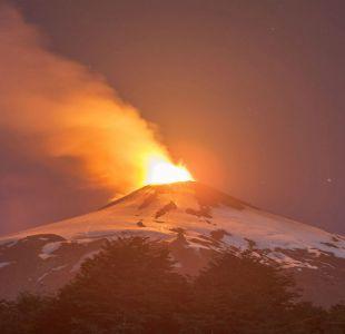 ¿Qué hacer ante una erupción volcánica en Chile?