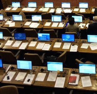 Parlamentarios siguen en vivo las formalizaciones del Caso Penta