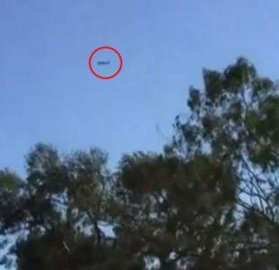 [VIDEO] Captan momento previo del accidente de Harrison Ford