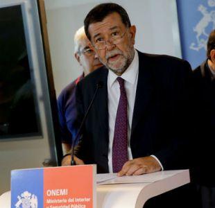 Aleuy suspende actividades y se retira de La Moneda en medio de crisis por conflicto mapuche