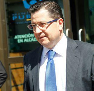Luis Toledo renuncia a postulación para notaría de San Fernando