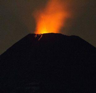 ¿Qué es una erupción estromboliana como la del Villarrica?