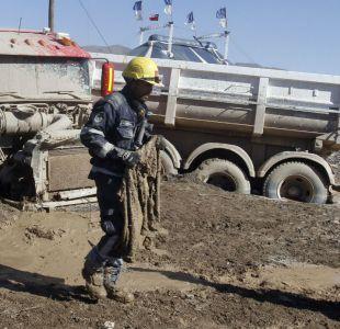 Onemi declara alerta preventiva para Atacama por lluvias y chubascos de nieve