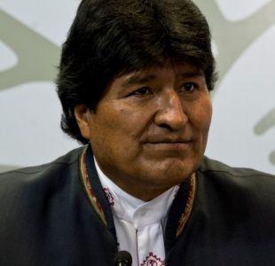 Morales llama a bolivianas al cuidado bucal en vez de pintarse los labios