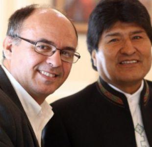 Ministro de Defensa boliviano visitará a detenidos en Alto Hospicio